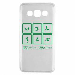 Чехол для Samsung A3 2015 Kama Sutra позы - FatLine
