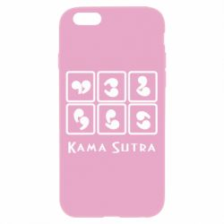 Чехол для iPhone 6/6S Kama Sutra - FatLine
