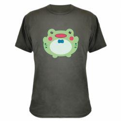 Камуфляжна футболка Baby frog