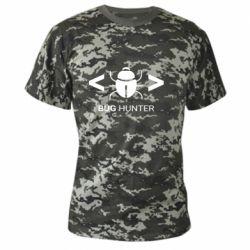 Камуфляжна футболка Bug Hunter