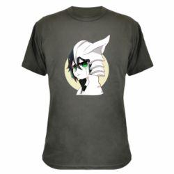 Камуфляжна футболка Chibi Ulquiorra