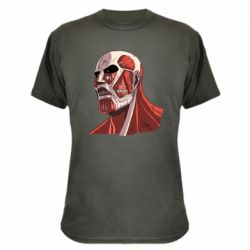 Камуфляжна футболка Colossus