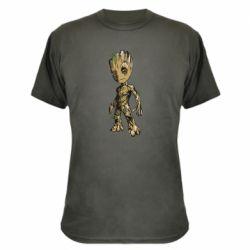 Камуфляжная футболка Groot teen