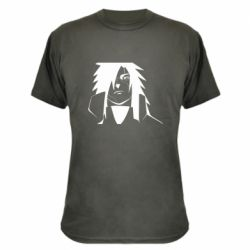 Камуфляжна футболка Looking Madara