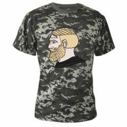 Камуфляжна футболка Meme Man Nordic Gamer