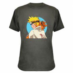 Камуфляжна футболка Naruto Uzumaki Hokage