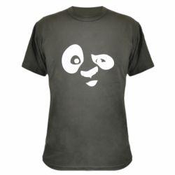 Камуфляжна футболка Panda Po