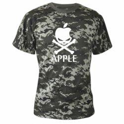 Камуфляжная футболка Pirate Apple