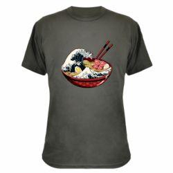 Камуфляжна футболка Remen Wave