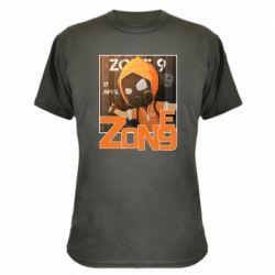 Камуфляжна футболка Standoff Zone 9