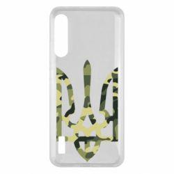 Чохол для Xiaomi Mi A3 Камуфляжный герб Украины