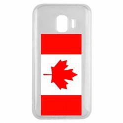 Чохол для Samsung J2 2018 Канада