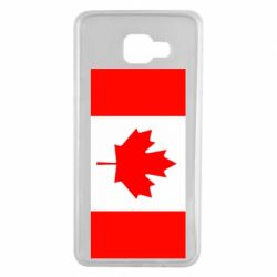 Чохол для Samsung A7 2016 Канада