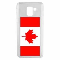 Чохол для Samsung J6 Канада
