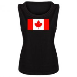 Женская майка Канада - FatLine