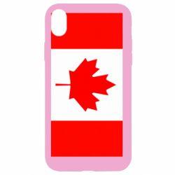 Чохол для iPhone XR Канада