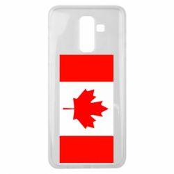 Чохол для Samsung J8 2018 Канада