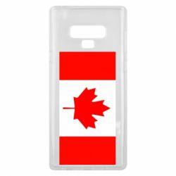 Чохол для Samsung Note 9 Канада