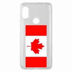Чохол для Xiaomi Redmi Note Pro 6 Канада