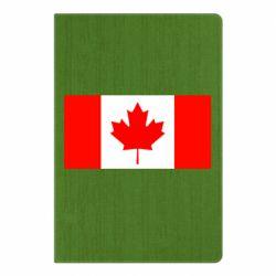 Блокнот А5 Канада