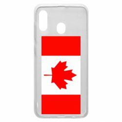 Чохол для Samsung A20 Канада