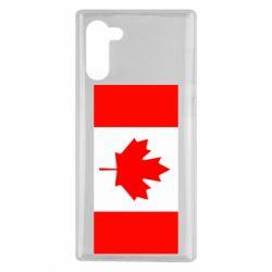 Чохол для Samsung Note 10 Канада