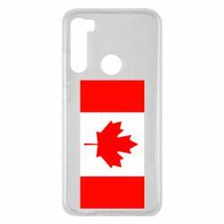 Чохол для Xiaomi Redmi Note 8 Канада