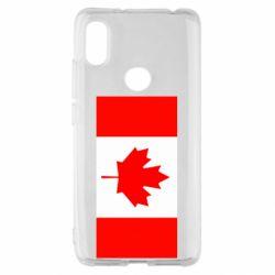 Чохол для Xiaomi Redmi S2 Канада