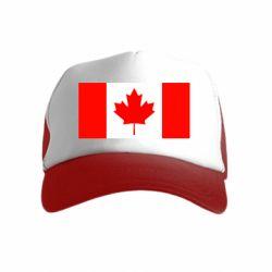 Дитяча кепка-тракер Канада