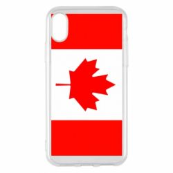 Чохол для iPhone X/Xs Канада