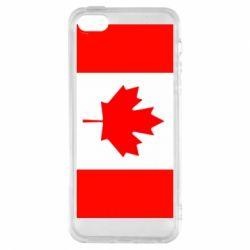 Чохол для iphone 5/5S/SE Канада