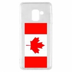 Чохол для Samsung A8 2018 Канада
