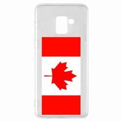 Чохол для Samsung A8+ 2018 Канада