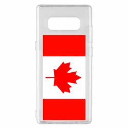 Чохол для Samsung Note 8 Канада