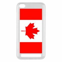 Чохол для Xiaomi Redmi 5a Канада