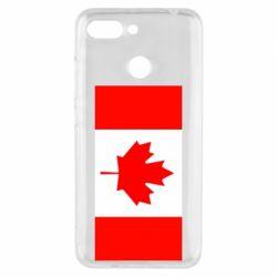 Чохол для Xiaomi Redmi 6 Канада