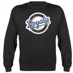 Реглан (свитшот) Kansas City Royals - FatLine