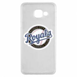 Чохол для Samsung A3 2016 Kansas City Royals