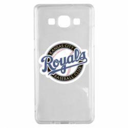 Чохол для Samsung A5 2015 Kansas City Royals