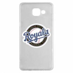Чохол для Samsung A5 2016 Kansas City Royals