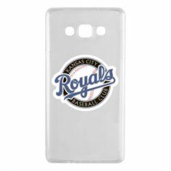 Чохол для Samsung A7 2015 Kansas City Royals