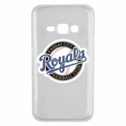 Чохол для Samsung J1 2016 Kansas City Royals