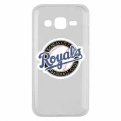 Чохол для Samsung J2 2015 Kansas City Royals