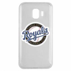 Чохол для Samsung J2 2018 Kansas City Royals