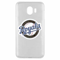 Чохол для Samsung J4 Kansas City Royals