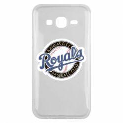 Чохол для Samsung J5 2015 Kansas City Royals