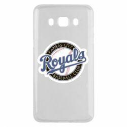 Чохол для Samsung J5 2016 Kansas City Royals