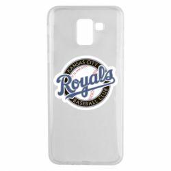 Чохол для Samsung J6 Kansas City Royals