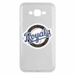 Чохол для Samsung J7 2015 Kansas City Royals