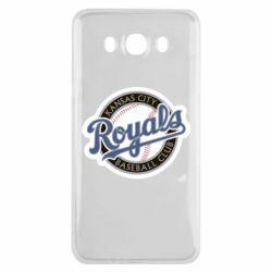Чохол для Samsung J7 2016 Kansas City Royals